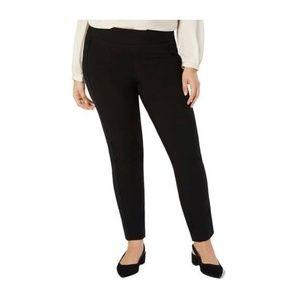 NWT Alfani Velvet Slimming Straight Leg Pants